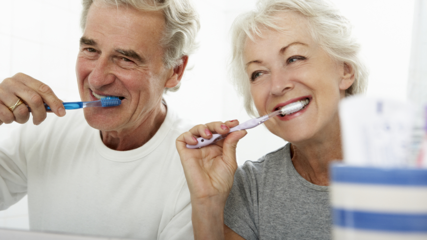 muntorrhet hos äldre