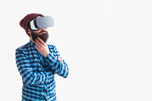 Virtual reality som rekordsnabb behandling mot social fobi