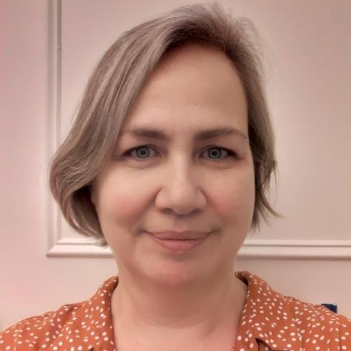 Kerstin Jeding, filosofie doktorn och legitimerad psykolog vid Doktor24.