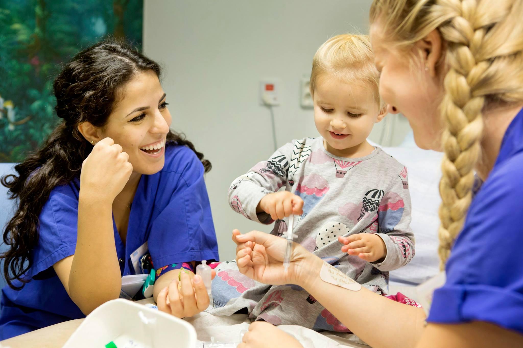 Enligt Barncancerfonden är ökningen ett stort steg eftersom att det är den största ökningen sedan början av 1990-talet. Foto: Sahlgrenska
