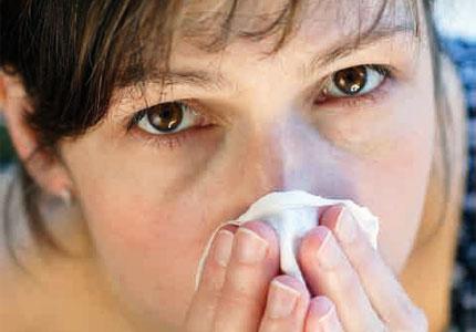 blöda näsblod utan anledning