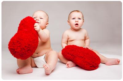 Varje år föds cirka tusen svenska barn med hjärtfel.