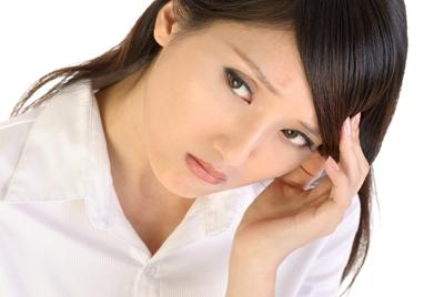 kraftig mensvärk utan mens