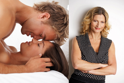 Sex är underbart och Katerina Janouch sätter fingret på hur vi ska hålla det ...