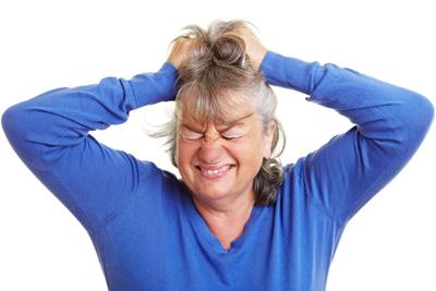 neurologiska symtom vid stress
