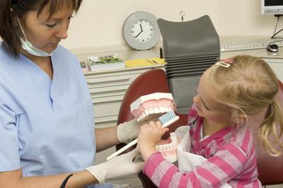 3-åringar som hade astma utvecklade fler kariesskador än friska barn