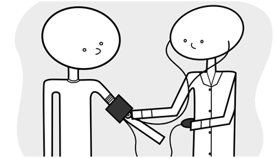 mäta blodtryck själv