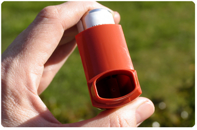 Astma är en inflammatorisk luftvägssjukdom.