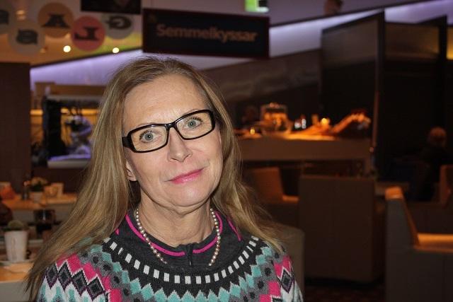 Ann-Kristin Dehlin drabbades av äggstockscancer på grund av den ärftliga genförändring BRCA1.