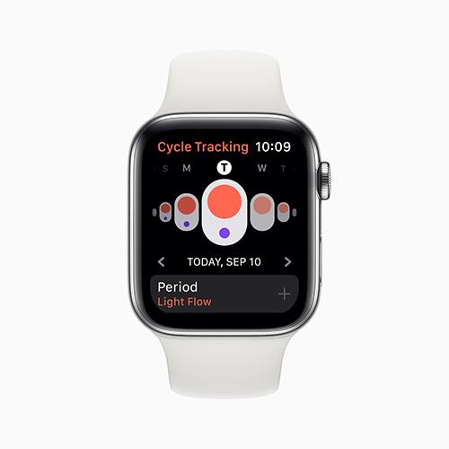 Apple har tagit fram den första långsiktiga studien i stor skala med fokus på menscykler och gynekologiska tillstånd.