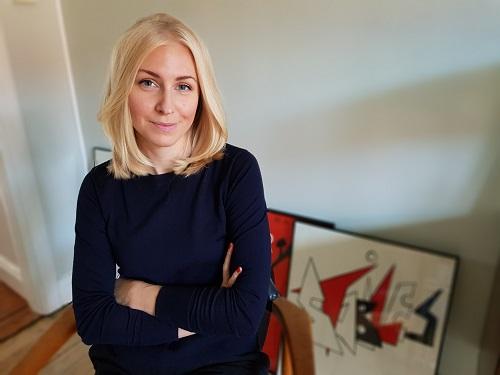 Carina Franzén kommer närmast från företagsjätten Philips och är nu ny vd för Nurse & Doc.