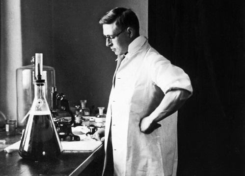 Frederick Bantings forskning gav honom, som den yngsta någonsin, Nobelpriset i Fysiologi eller Medicin för sin upptäckt av insulinet.