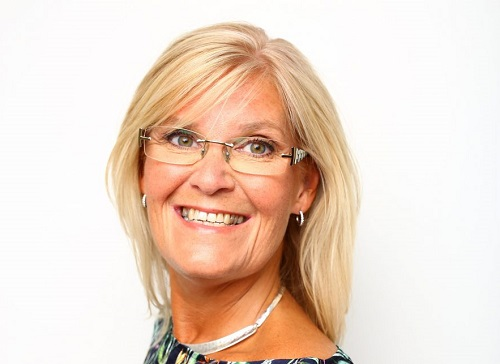 """Hälsoinspiratören Mia Ånemyr: """"Du är aldrig din vikt!"""""""