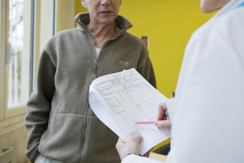 Spirometri är en undersökning av lungvolymer och hur lungorna fungerar. Detta görs för att få en bättre uppfattning om lunghälsan.