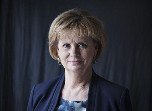 Att alltid få vara nyfiken och träffa nya människor, tycker Marianne Rundström är det bästa med hennes jobb.