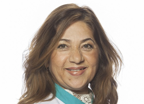 För Nahid och hennes kollegor i branschen är kommande års pensionsavgångar något man ser som ett stort problem.
