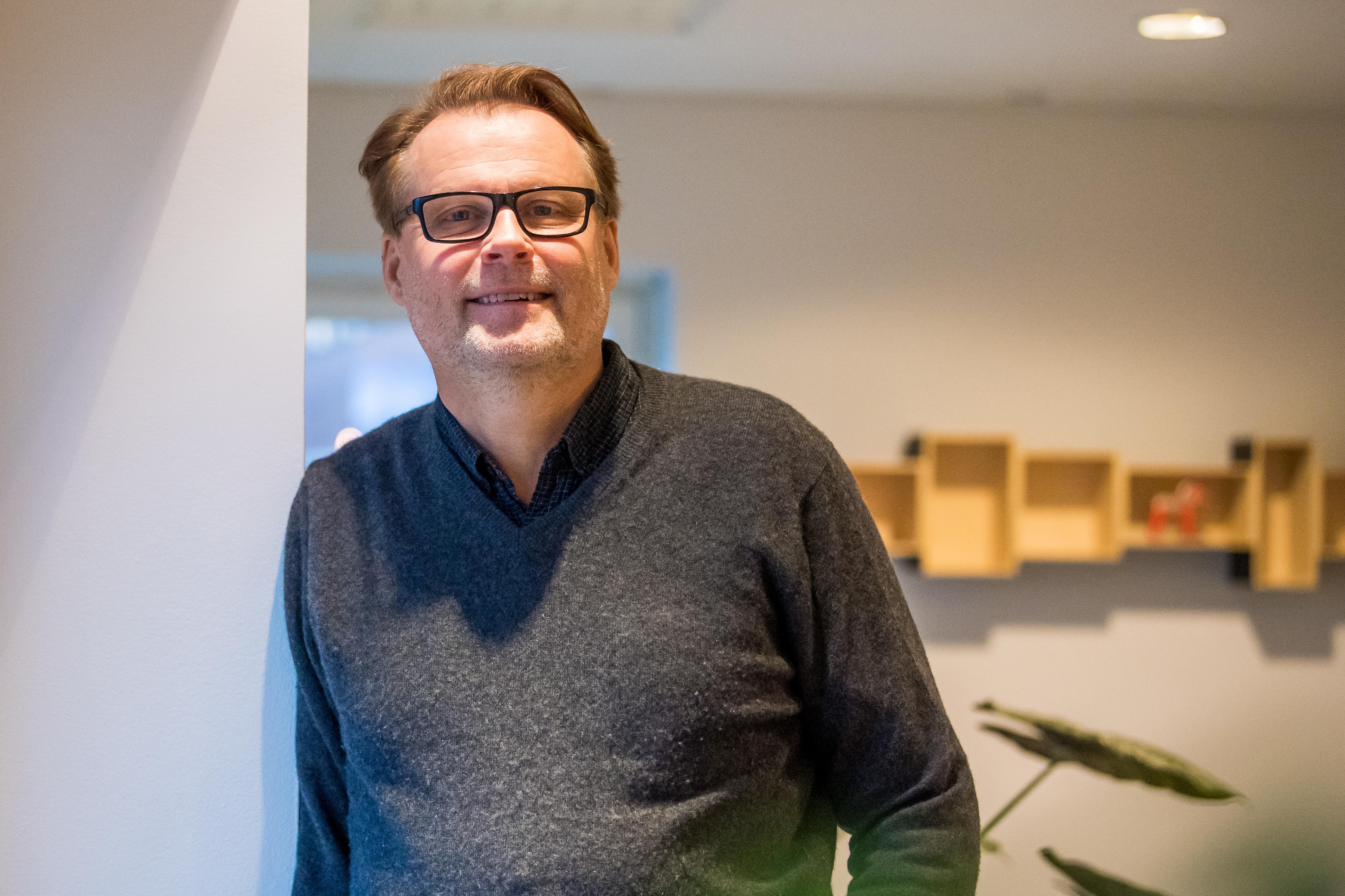 Vi behöver varandra, säger Olof Karlsson, Njurcancerföreningen.
