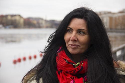 """Pia Johansen: """"En förändring kan aldrig komma bara från utsidan om det handlar om din livsstil, förändringen kommer från insidan."""""""
