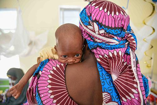 Kvinnor och barn drabbas alltid hårdast i krissituationer. Foto: Saman Saidi/ Rädda Barnen