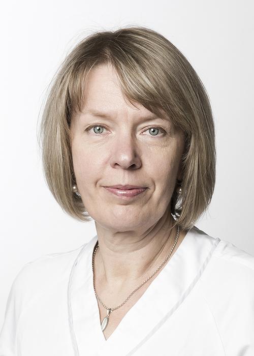 Marina Tuutma, ordförande för Svenska distriktsläkarföreningen (DFL).