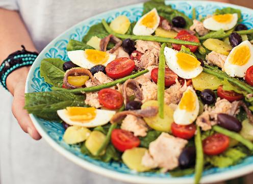 V 23 Sallad Nicoise Belly Balance veckans recept DOKTORN magvänlig mat IBS-mat.png