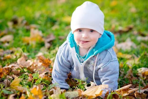 Barn som var födda på hösten var mindre benägna att bli deprimerade i vuxen ålder.
