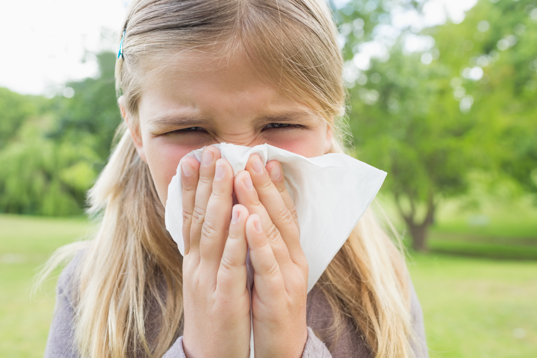 Astma hos barn har ökat med 50 procent under de senaste åren.