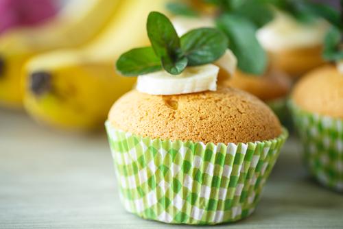 Foto: Shutterstock.com/Muffins i receptet kan skilja sig i utseende från den på bilden. Följ receptet för bästa resultat!