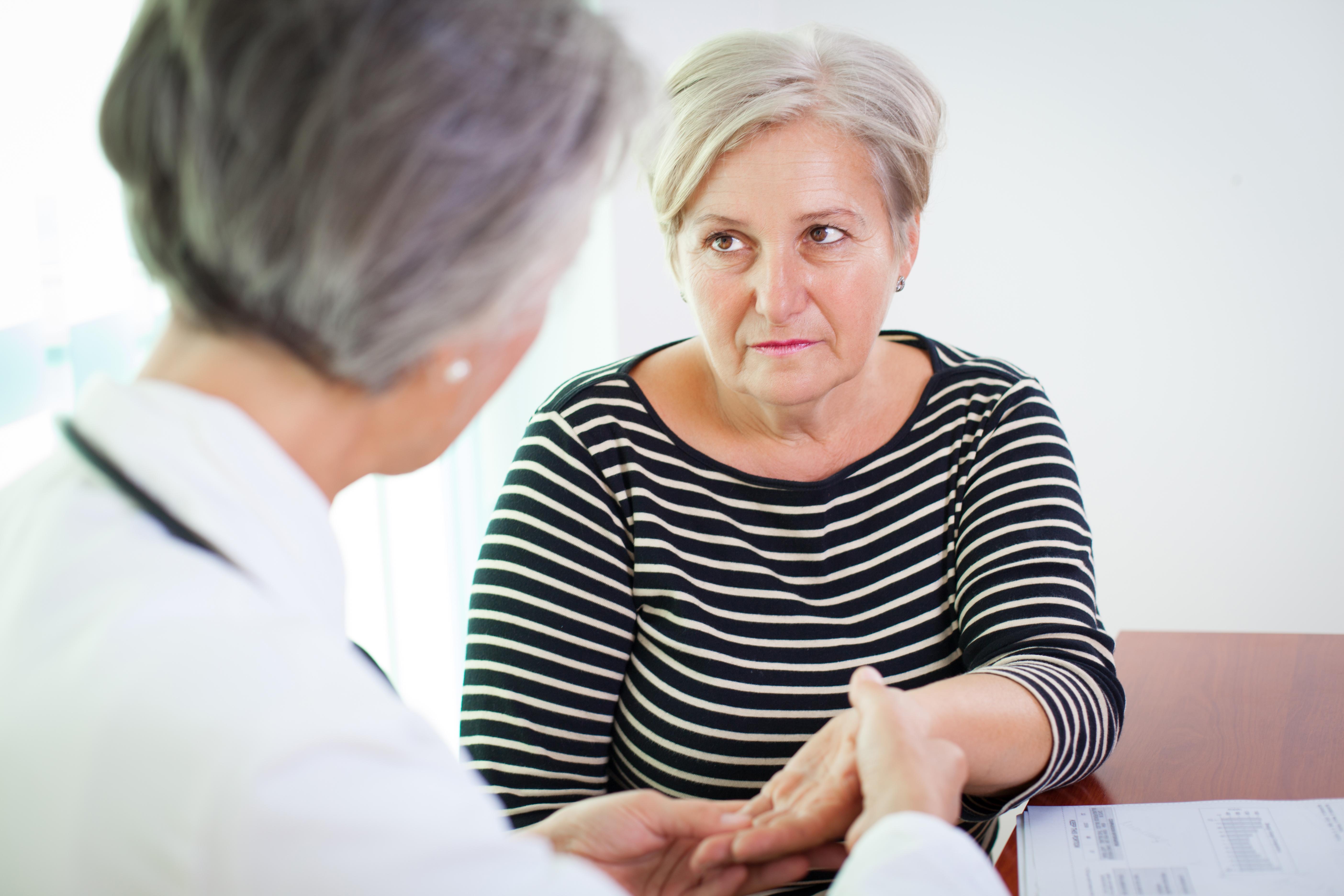 Majoriteten av de som drabbas av fibromyalgi är kvinnor.
