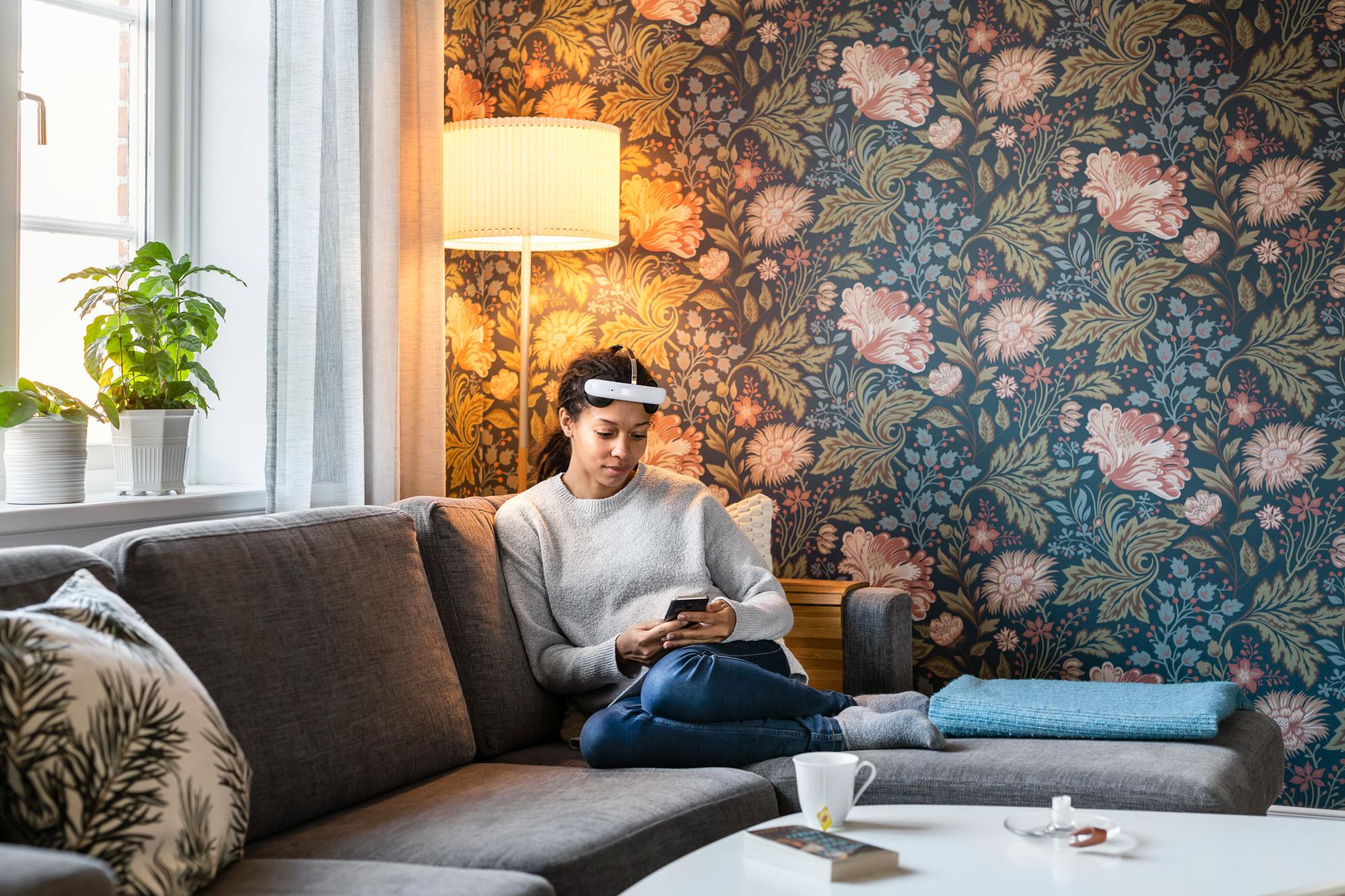 Behandla din depression i hemmet - med ny medicinfri depressionsbehandling