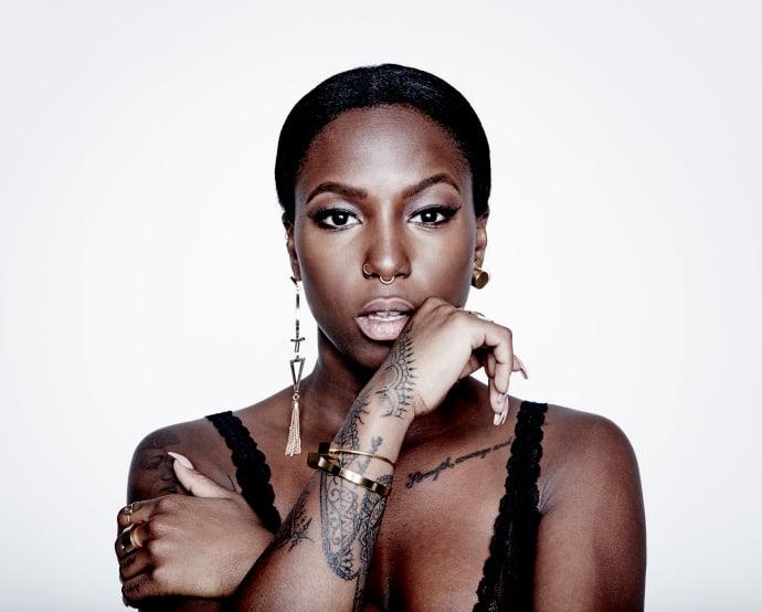 """Sabina Ddumba: """"Jag kan nog uppfattas som en stark och lite hård person"""""""