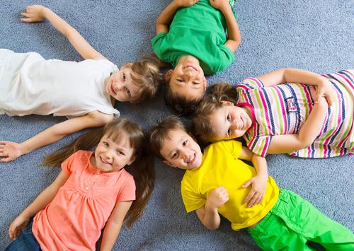 Höstblåsor drabbar vanligtvis barn under tio år.
