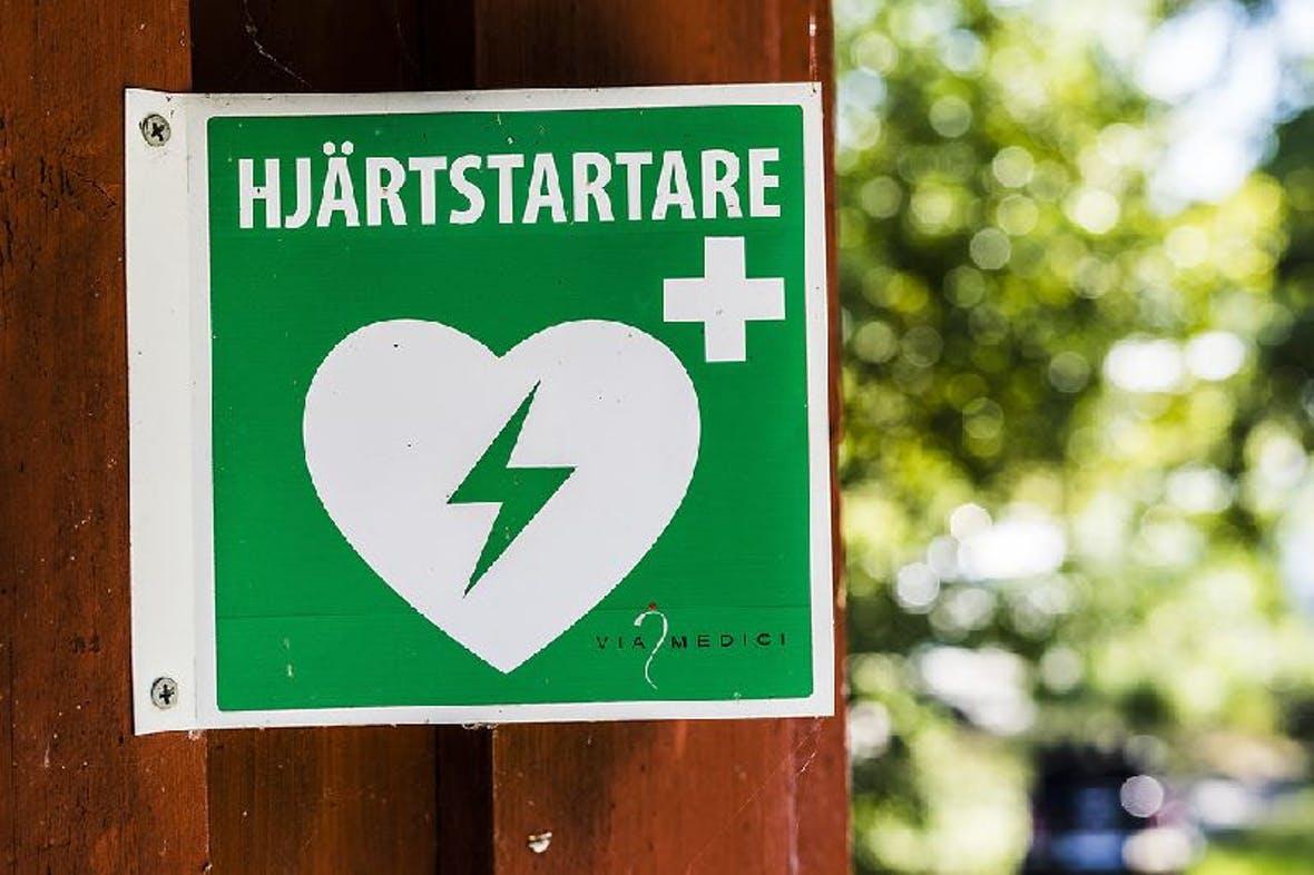 Av landets uppskattningsvis 50 000 sålda hjärtstartare är det bara drygt 16 000 som går att hitta via registret.
