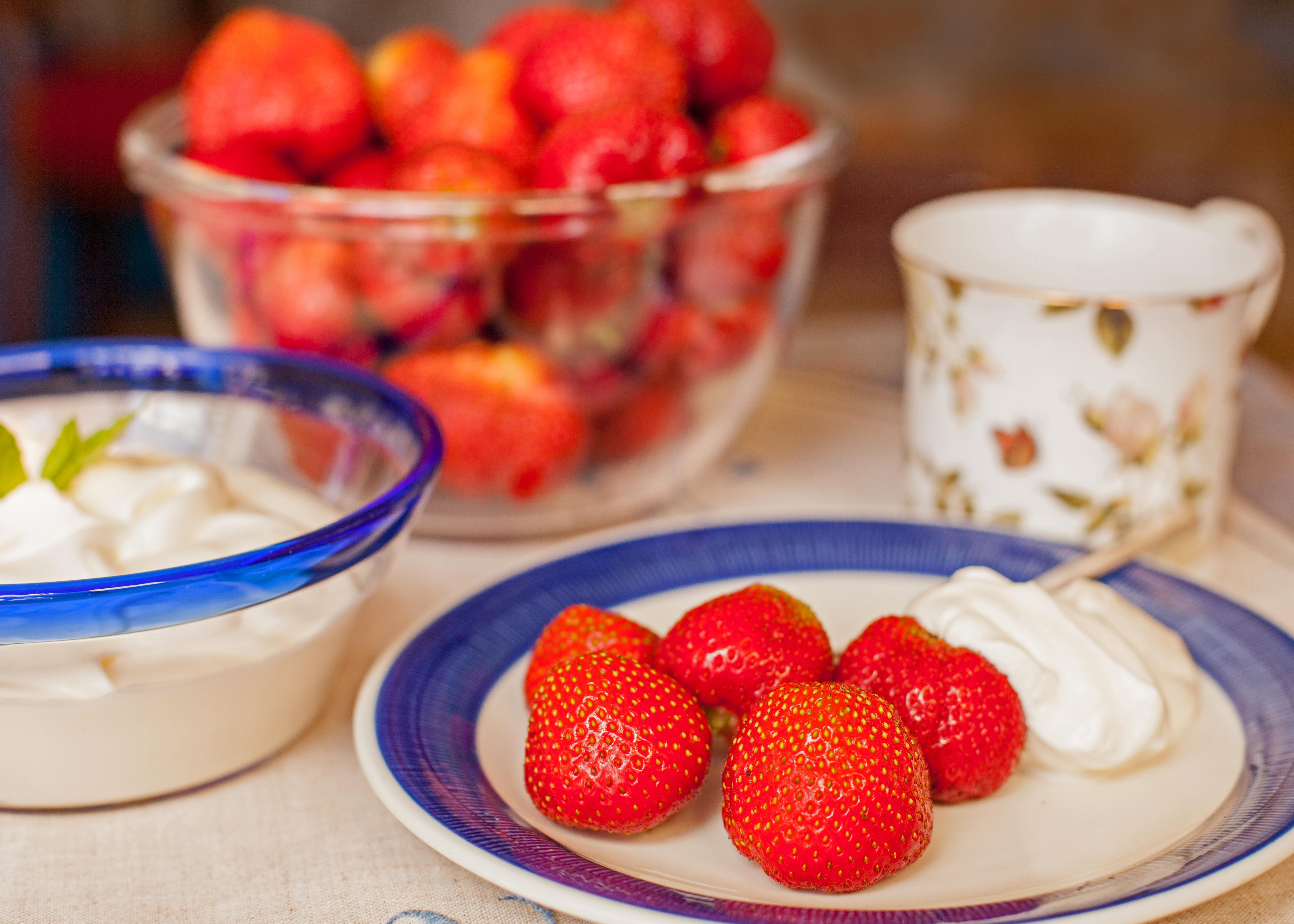 Jordgubbar är fyllda av såväl vitaminer som antioxidanter.