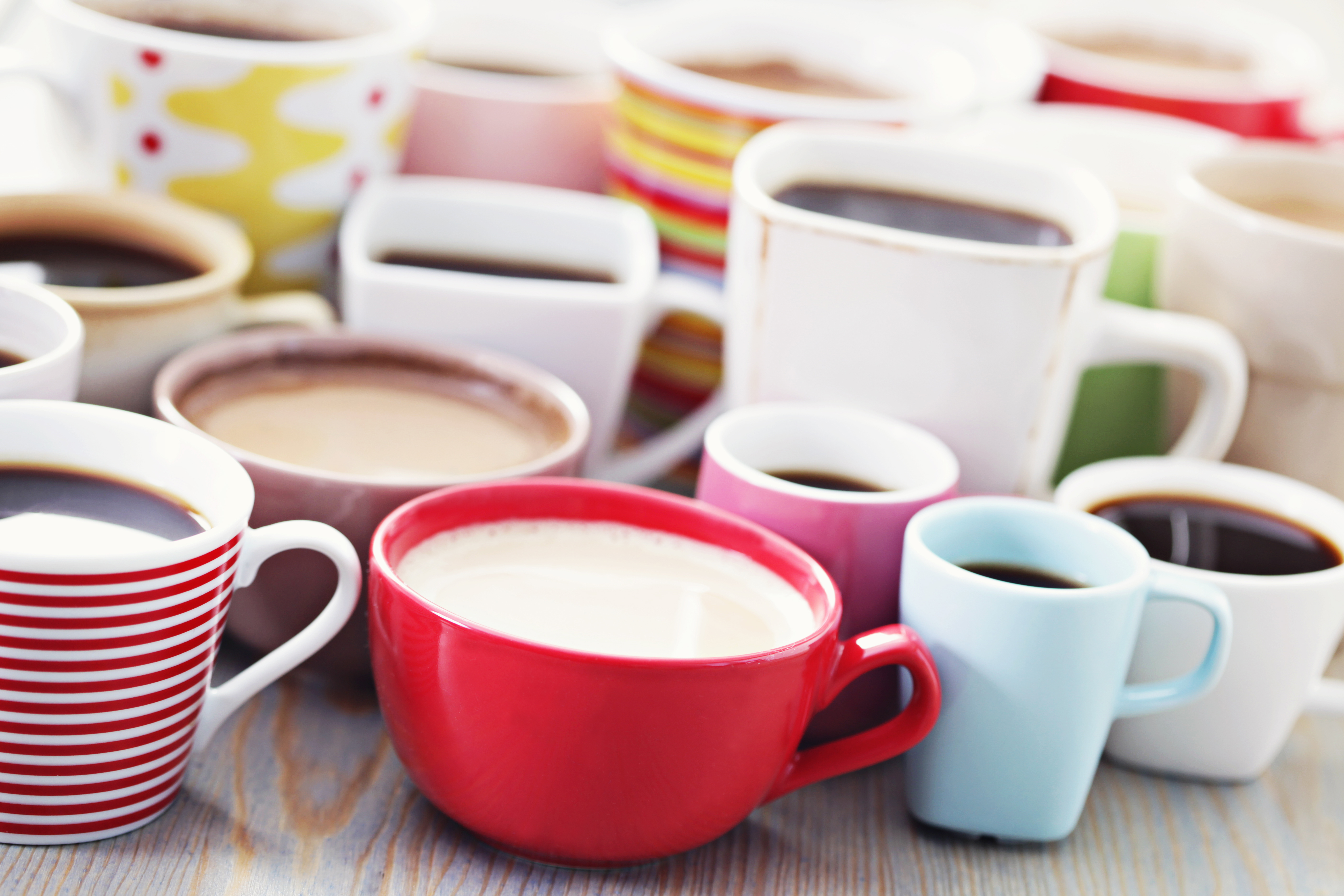 Ogillar eller bara trött på kaffe - då kan en ny spray vara något för dig.