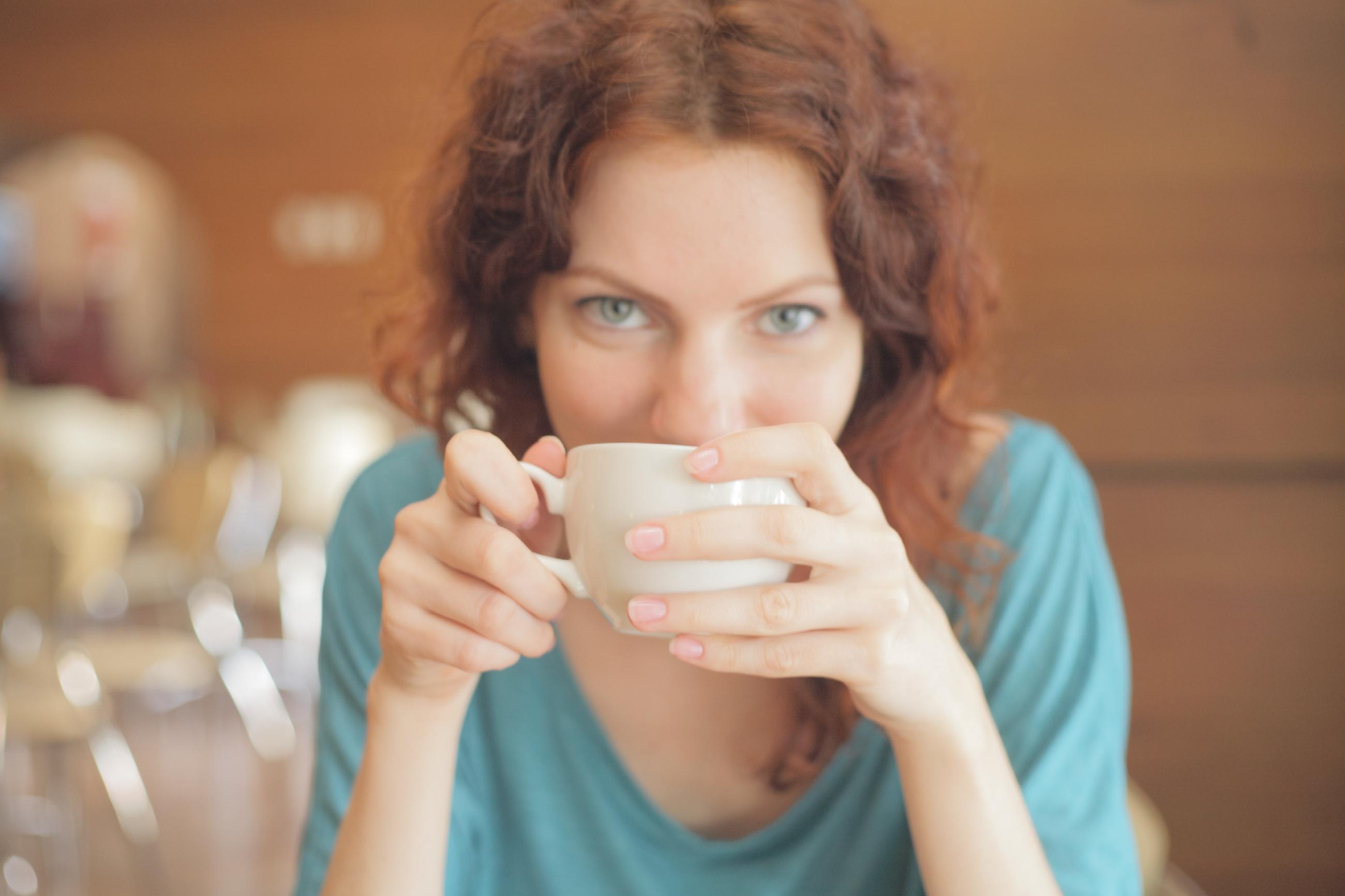 Det sägs att vissa inte bryr sig om kärlek eller sex, bara de får sitt kaffe.
