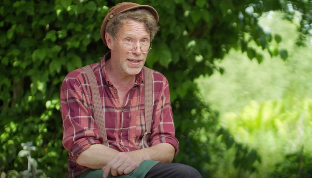 Gustav Mandelmann fick diagnosen artros under sommaren 2019. Foto: TV4 C More