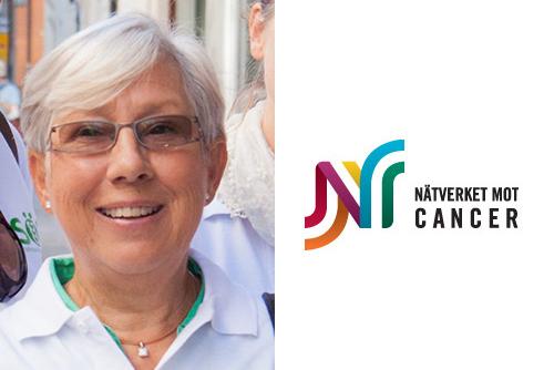 Margareta Haag är sedan 2018 ordförande för Nätverket mot cancer.