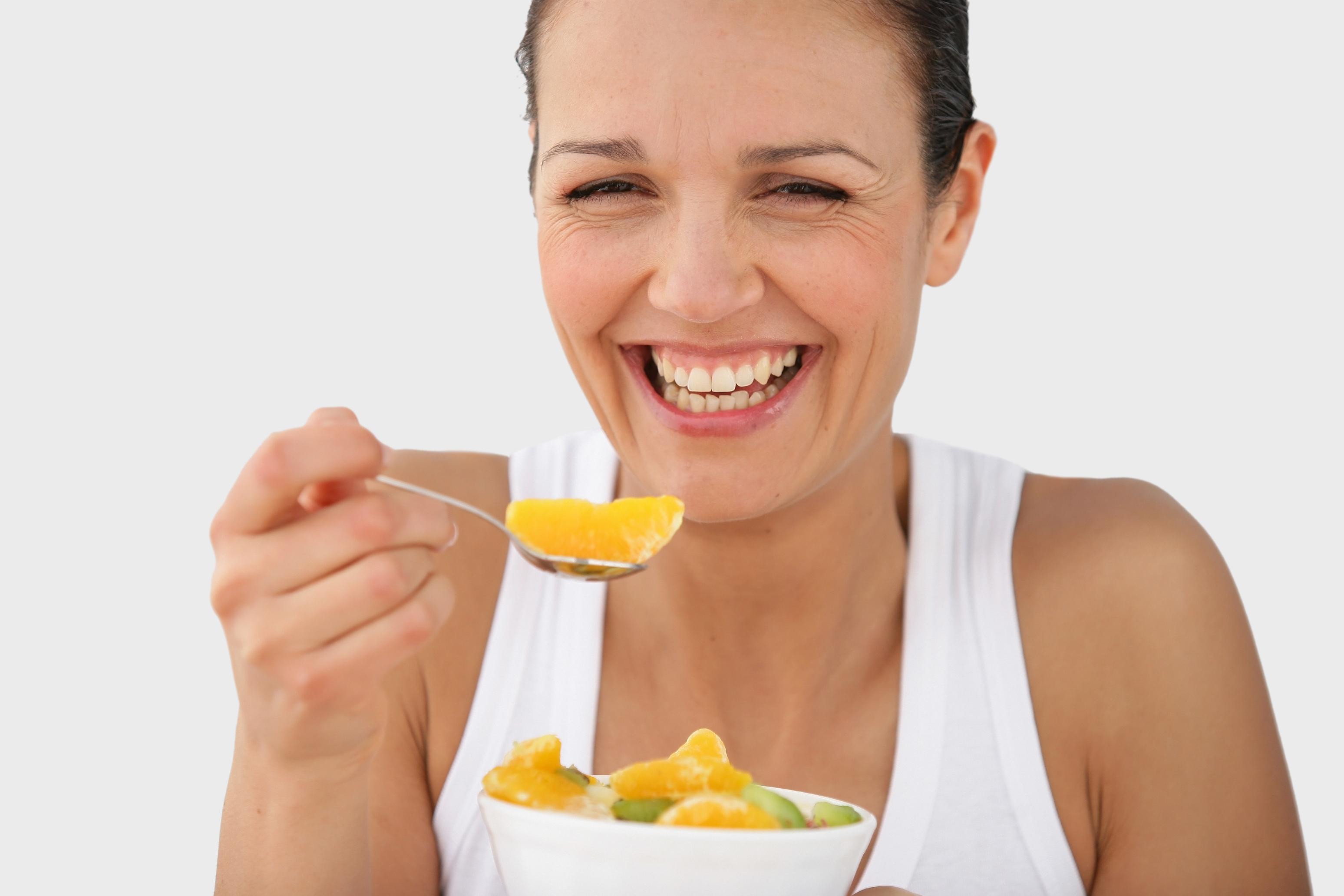 En näringsnyttig diet kan hjälpa till att motverka den påverkan på kroppen som stress har.