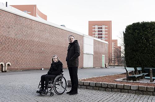Ylva Andersson och Mattias Andersson Foto: Ola Kjelbye