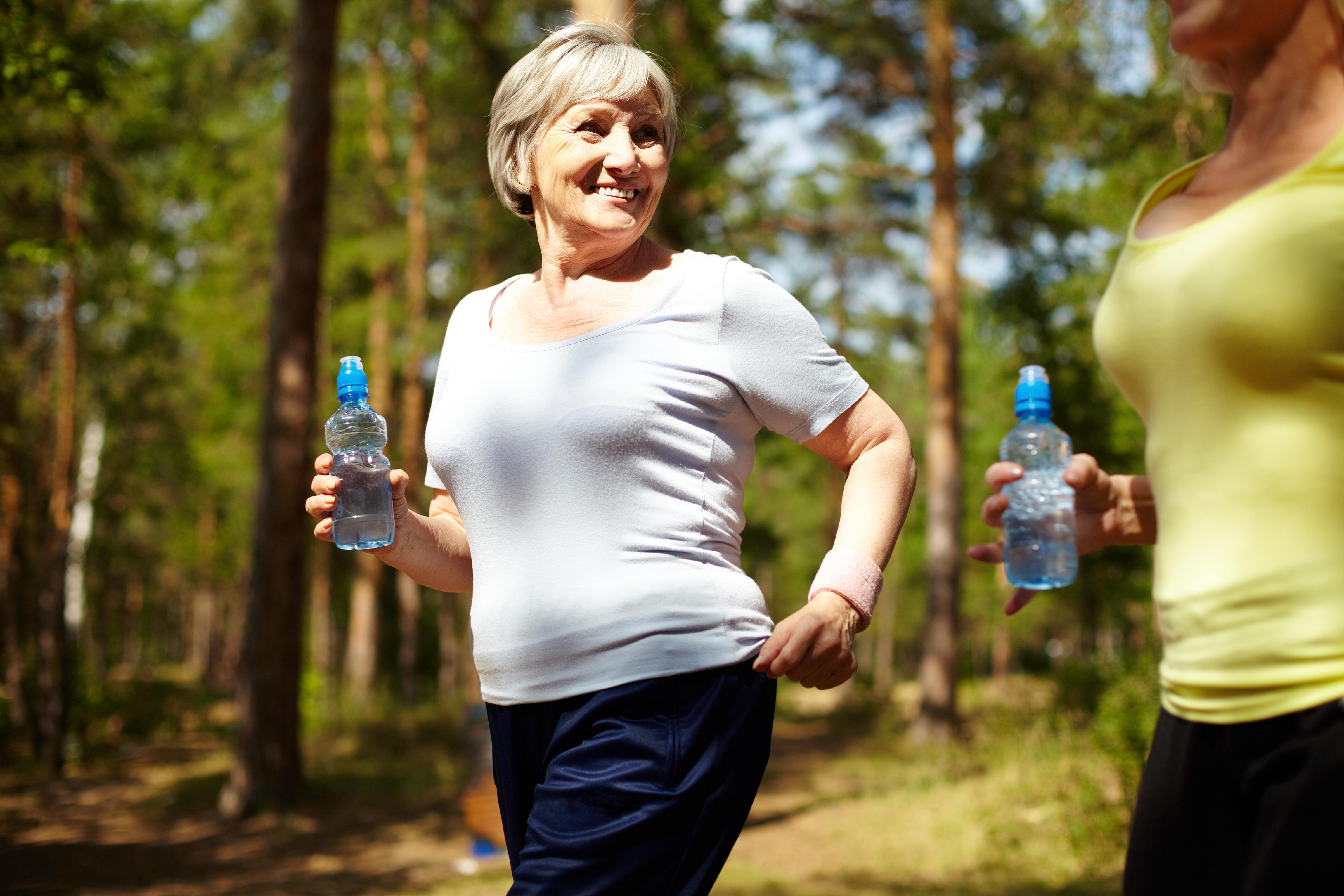 Regelbunden motion kan hjälpa till att förebygga bröstcancer.