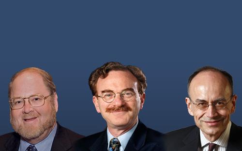 James E. Rothman, Randy W. Schekman och Thomas C. Südhof