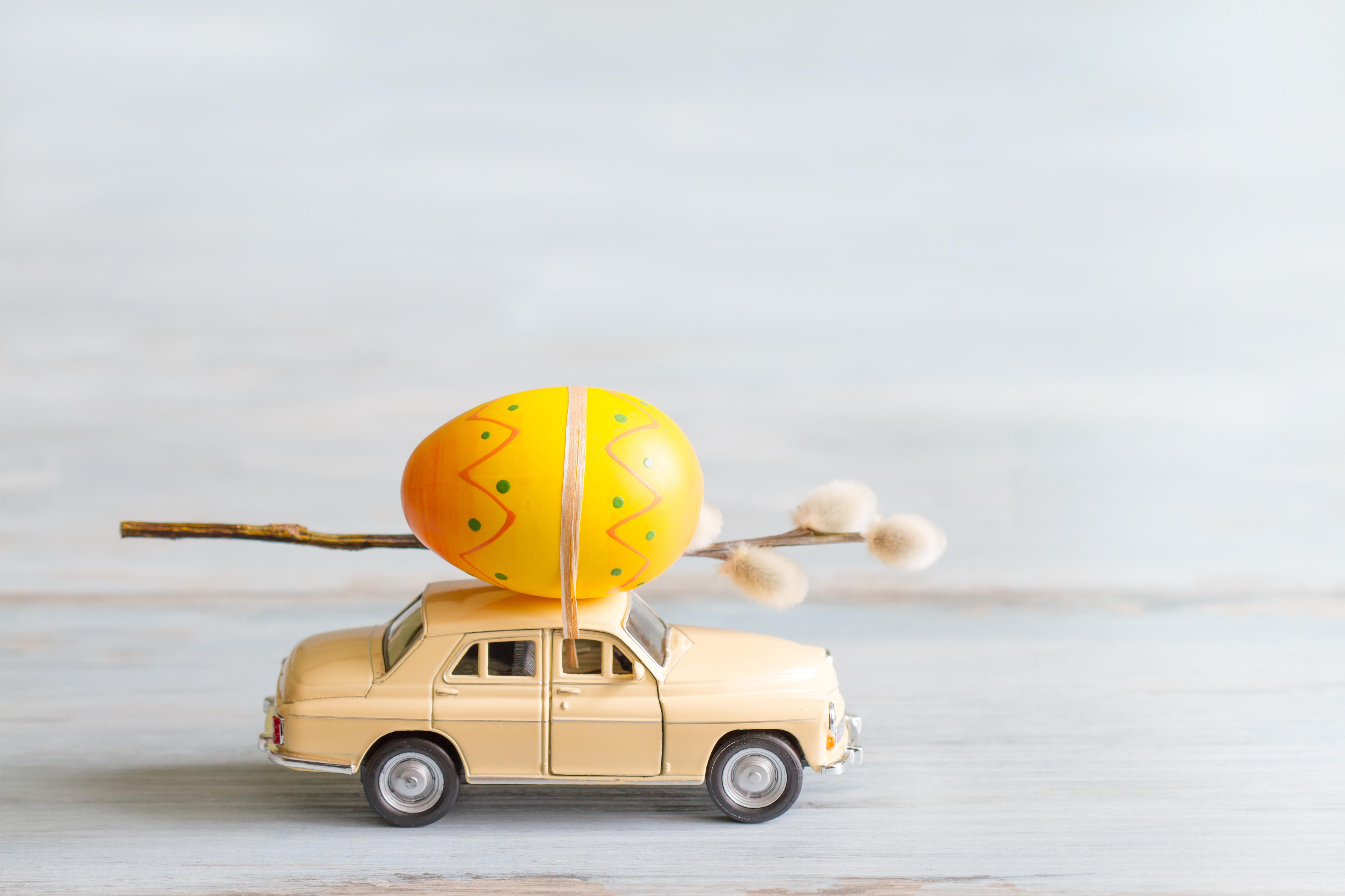 Gemensamt kan vi hjälpa till att minska olyckorna under påsken som dessvärre är en av de mest olycksdrabbade trafikperioderna om året.