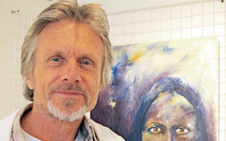 Nyckeln till mindfulness beskriver Peter Buchar som förmågan att ställa sig lite utanför sig själv och iaktta sina tankar.