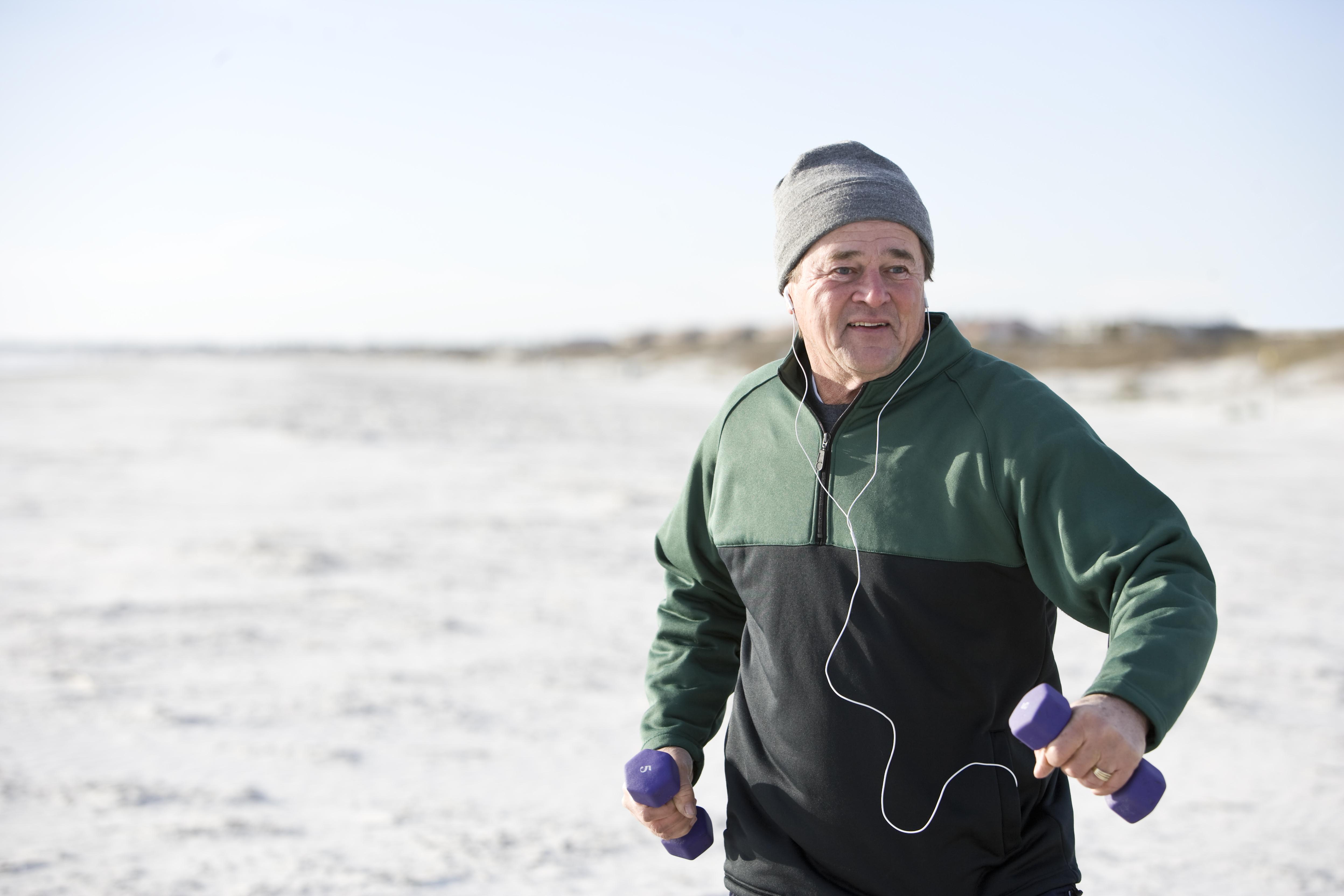 Längre promenader minskade risken för hjärt-kärlsjukdom.