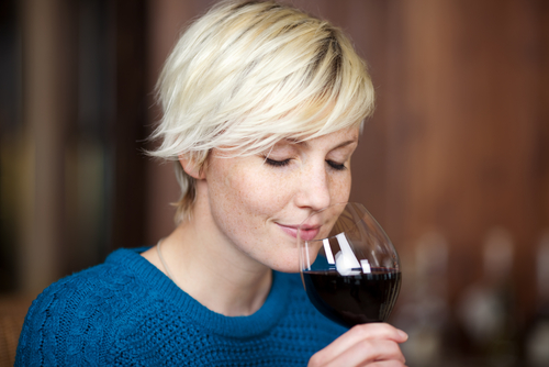 är rött vin nyttigt