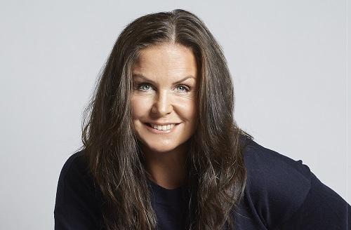 Titti Schultz är en känd röst och leder idag ett av Nordens stora public service-program i etern, P4 Extra. Foto: Peter Knutsson