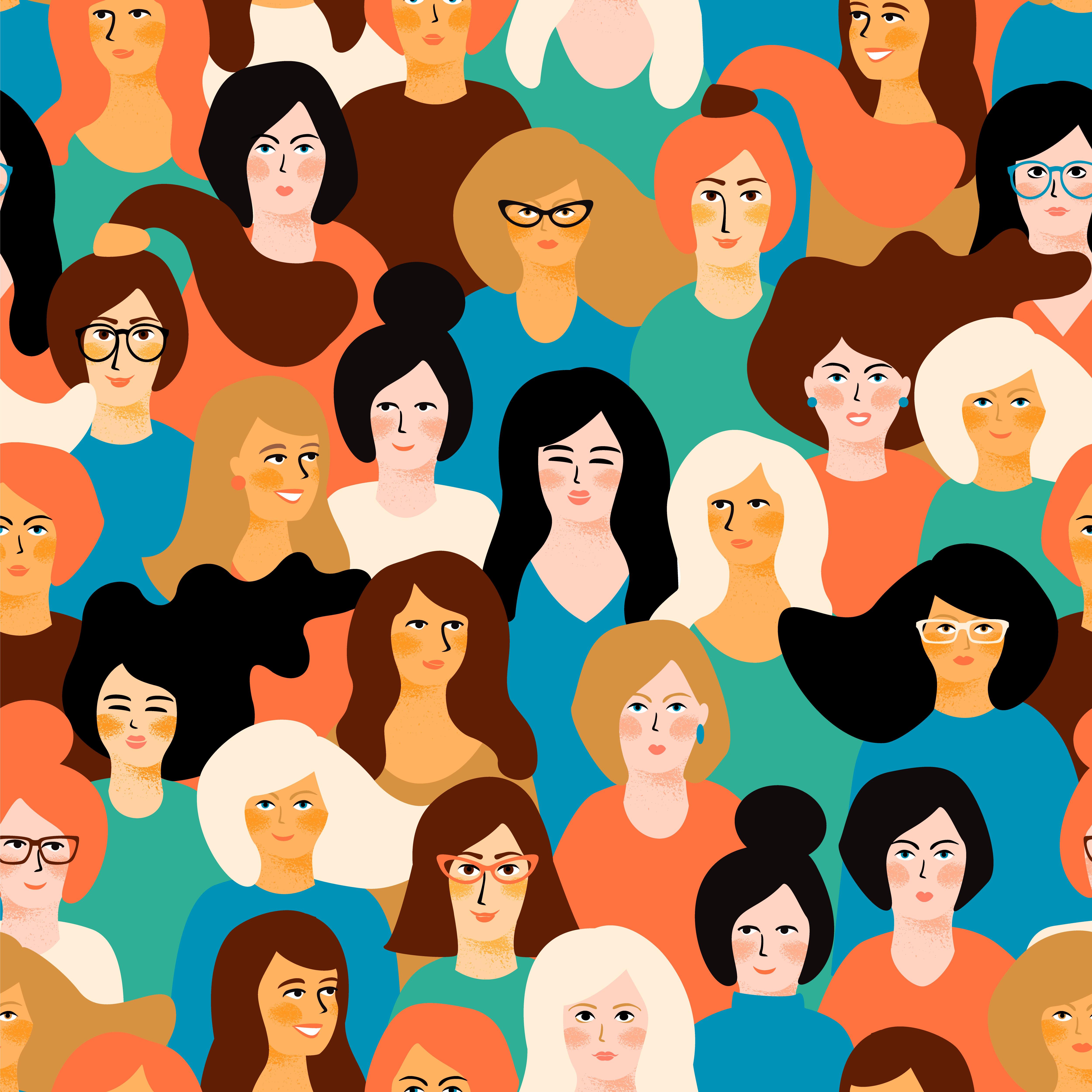 Ny studie av över 600 000 menscykler visar stora skillnader mellan kvinnors mens.