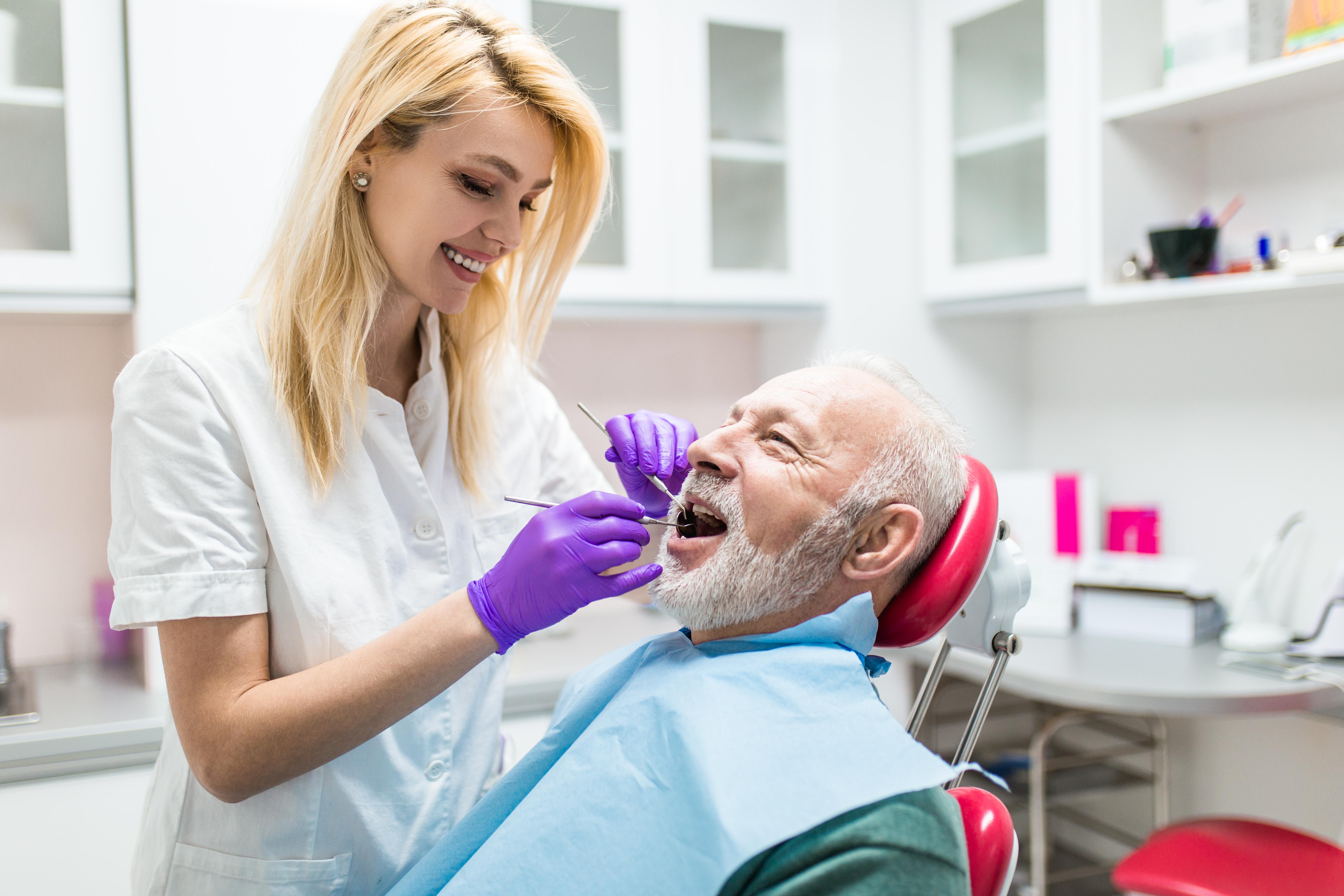 I och med höjningen fördubblas nu det allmänna tandvårdsbidraget för samtliga åldersgrupper.