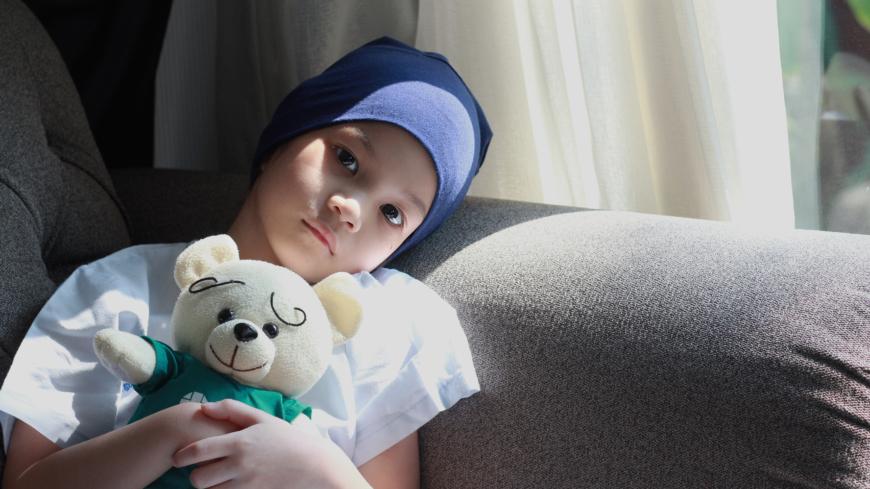 Neuroblastom cancer barn - Warts on children s hands and feet